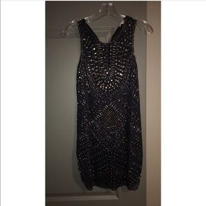 Parker dress size small